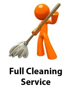 Cleaning of House